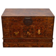 Late 19th Century Inner Mongolia Pine Trunk