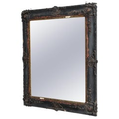 19th Century Baroque Style Wall Mirror