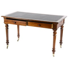 Late 19th Century Mahogany Writing Table by Gillows