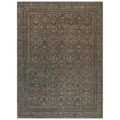Late 19th Century Persian Kirman Rug