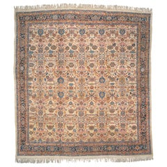 Late 19th Century Persian Sultanabad Rug