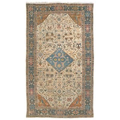 Late 19th Century Persian Sultanabad Ziegler Rug