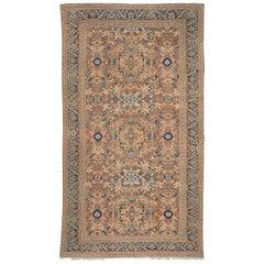 Late 19th Century Persian Ziegler Sultanabad Rug