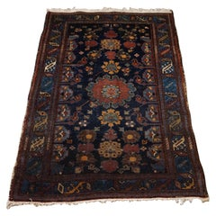 Late 19th Century South Caucasus Kazak Rug with Natural Dyes