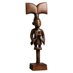 Late 19th Century Tribal Yoruba Shango Figure, Nigeria