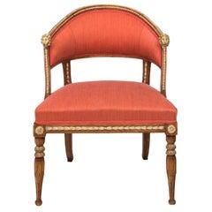 Late 19th Century Tub Chair by Epharm Stahl