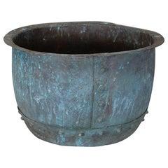 Late 19th Century Verdigris Copper Copper