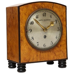Late 19th Century Viennese Clock by Royal Clockmaker Martin Halbkam