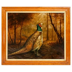 Late 19th Century Wood Frame Oil / Canvas Painting