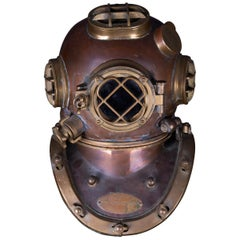 Diver's Helmet Late 20th Century