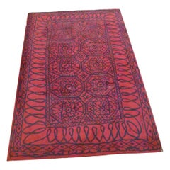 Late 20th Century Estambul Rug by Spanish Designer Javier Mariscal