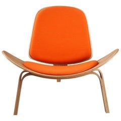 Late 20th Century Hans Wegner, Shell Chair