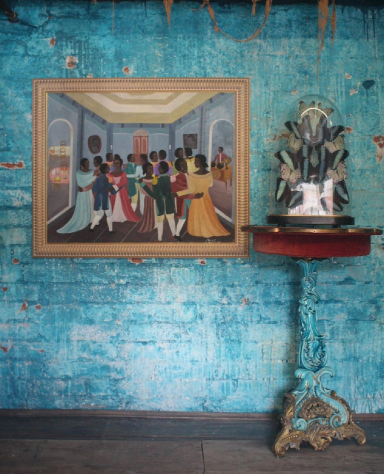 Folk Art Late 20th Century Phanel Toussaint