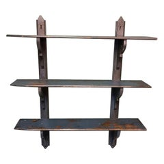 Late 20th Century Wall Shelves in a Old Swedish Style