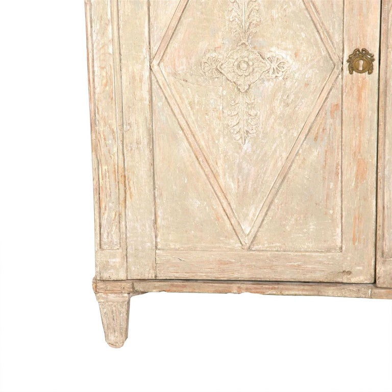 Wood Late Gustavian Swedish Buffet For Sale