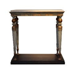 Late Gustavian Swedish Console Table, circa 1800