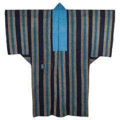 Late Meiji Period Sleeping Kimono / Yogi, Japan
