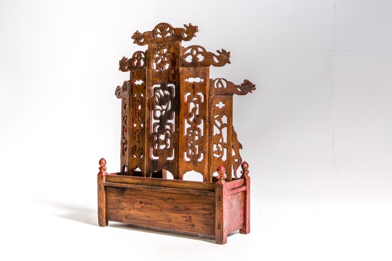 Late-Qing Dynasty Ancestral Shrine For Sale 4
