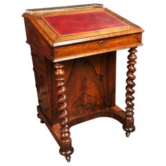 Late Regency Davenport Desk