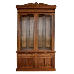 Late Victorian Bookcase