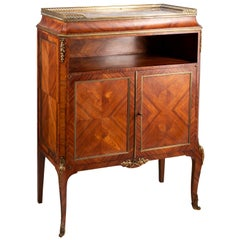 Later 19th Century French Side Cabinet, Linke Influenced