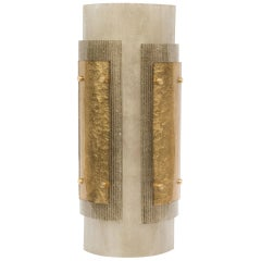 Laterali Wall Sconce in Murano Glass (US Specification)