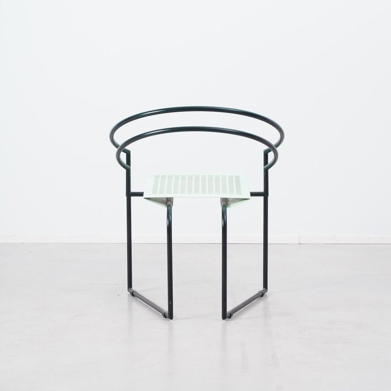 Latonda Chair by Mario Botta for Alias, Italy, circa 1986 In Excellent Condition For Sale In London, GB