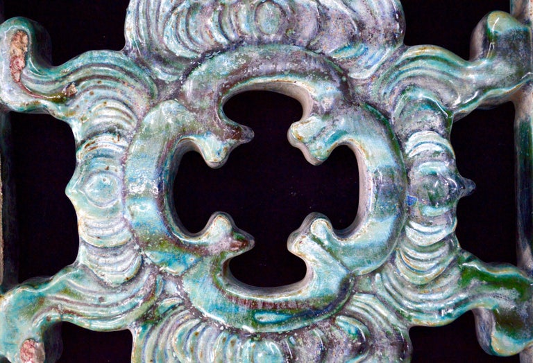 Chinese Latticework from the Forbidden City in Beijing, China, Ming Dynasty 1368-1644 AD For Sale