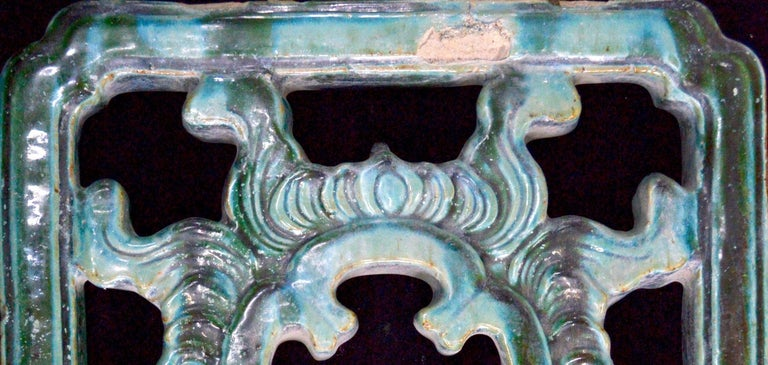 Latticework from the Forbidden City in Beijing, China, Ming Dynasty 1368-1644 AD In Good Condition For Sale In San Pedro Garza Garcia, Nuevo Leon