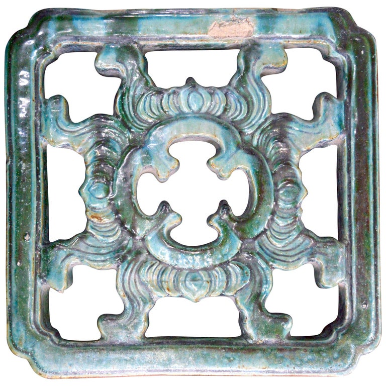 Latticework from the Forbidden City in Beijing, China, Ming Dynasty 1368-1644 AD For Sale