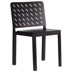 Laulu, Modern Scandinavian Dining Chair, with Matti Klenell