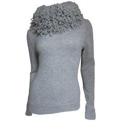 Laura Biagiotti New Cashmere Sweater 1990s
