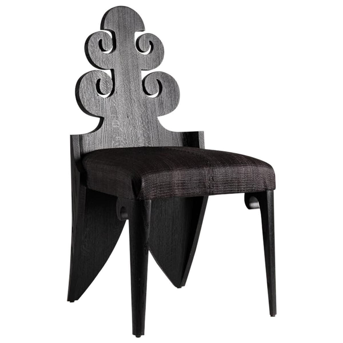 "Laura Kirar, ""Scarabe"" Contemporary Side Chair, Mexico, 2018"