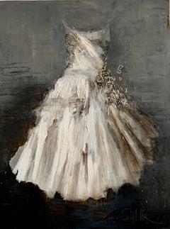 Double Entendre -dress portrait by Laura Schiff Bean