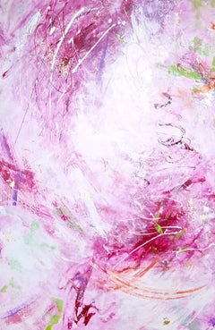 Feminine Vortex, Painting, Acrylic on Canvas