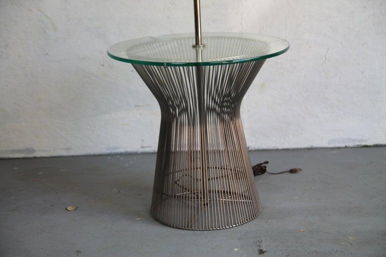 Mid-Century Modern Laurel Floor Lamp in the Style of Warren Planter For Sale
