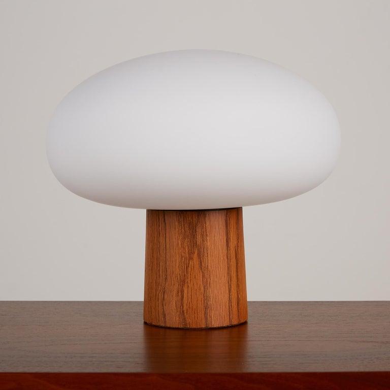 American Laurel Mushroom Table Lamp