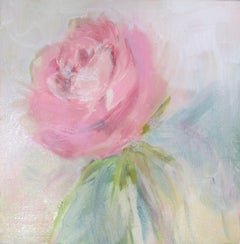 A rose is a Rose, Painting, Oil on Canvas