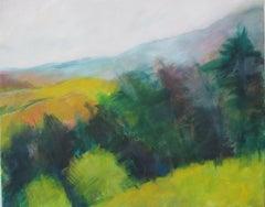 Vista, Painting, Oil on Canvas