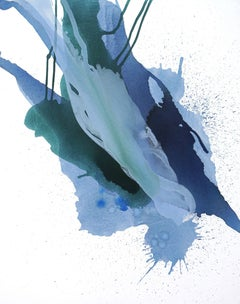 Fluidity I, Painting, Acrylic on Canvas