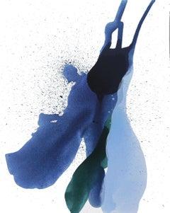 Fluidity II, Painting, Acrylic on Canvas