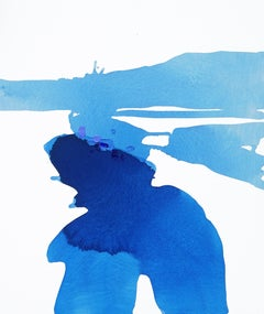 Shining Lake II, Painting, Acrylic on Canvas