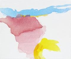Winter Sun, Painting, Acrylic on Canvas