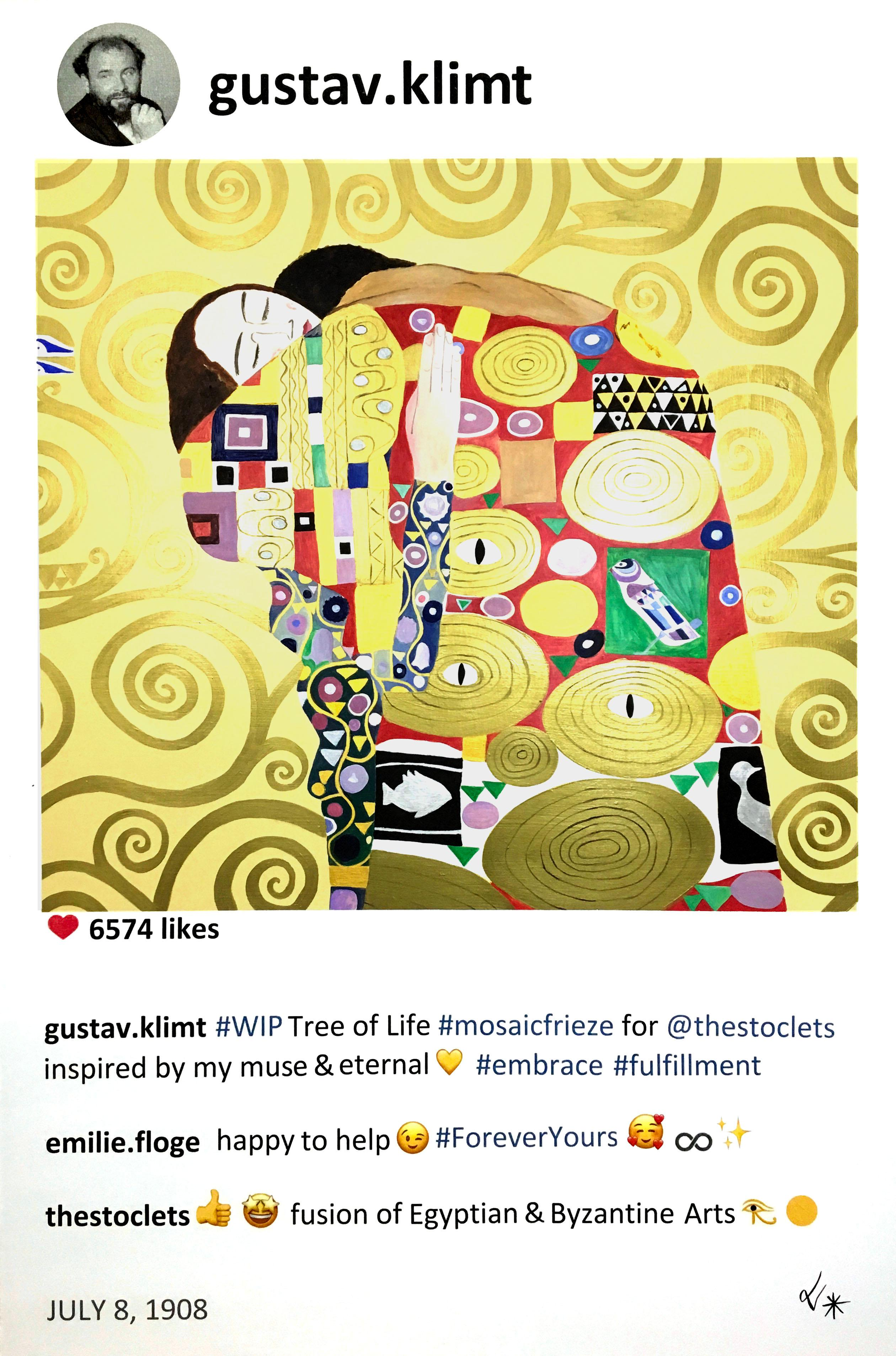 Klimt and the tree of life