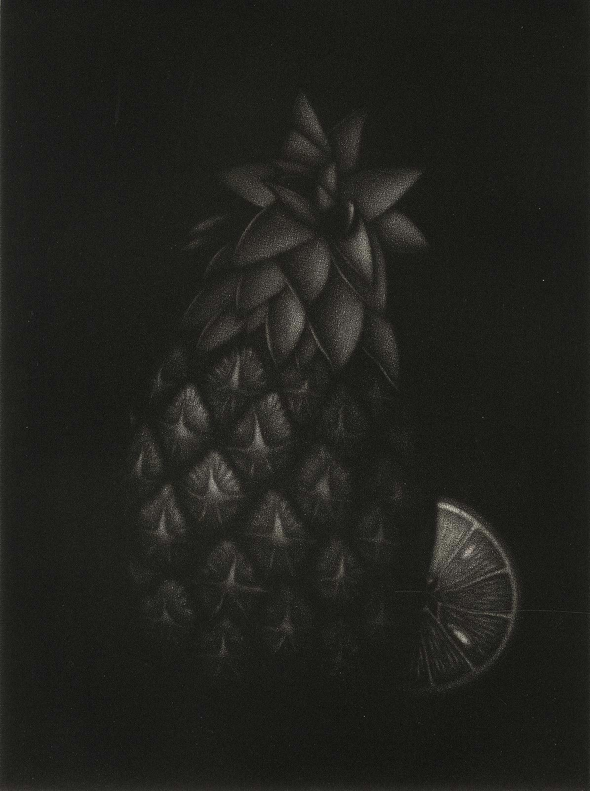 L' Ananas (The Pineapple, a symbol of hospitality)