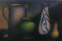 """La Broc a Eau"" Limited Edition Serigraph (43/80) Pencil-signed by the Artist"