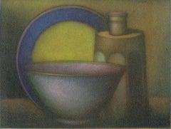L'assiette Jauve (The Yellow Plate)