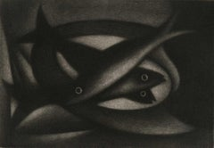 Les Trois Poissons (Three Intertwined Fishes / Christian symbol of the Trinity)