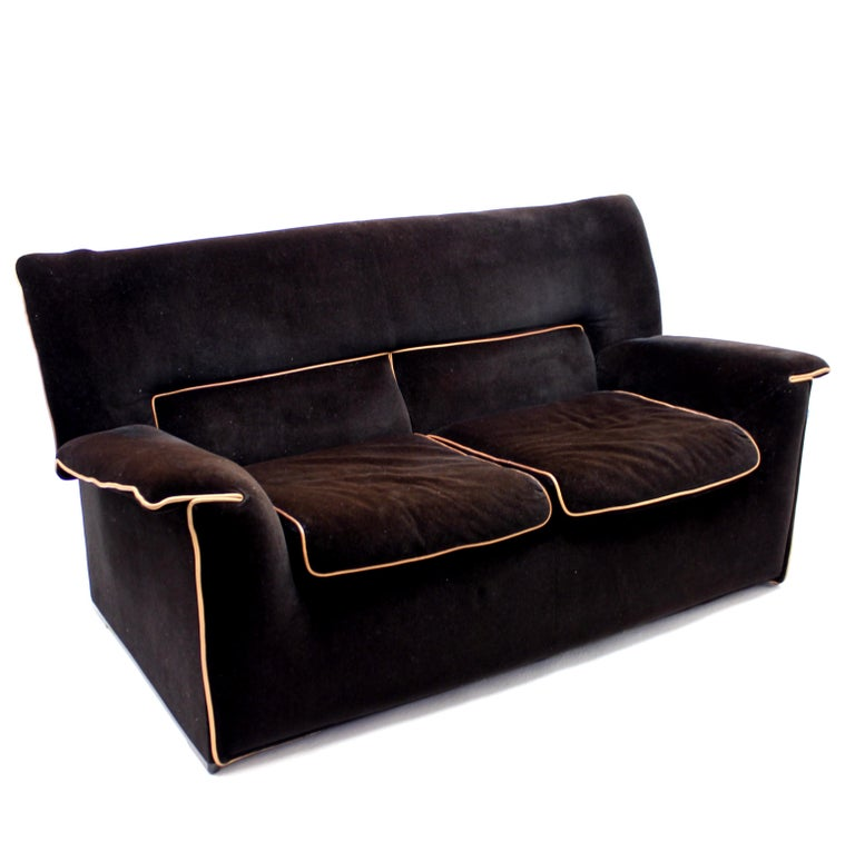 Late 20th Century Lauriana Sofa by Afra & Tobia Scarpa for B&B Italia, 1978 For Sale