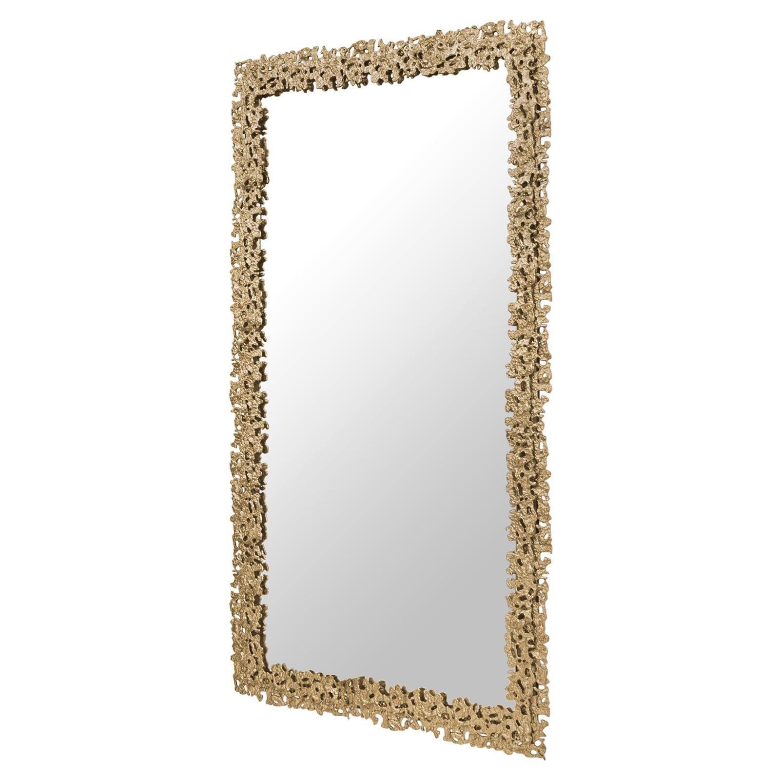 Lava Rectangular Mirror